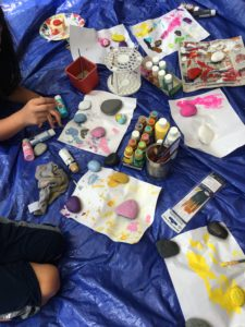 Rock Painting 3